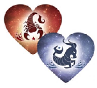 совместимость знаком зодиака в любви скорпион и козерог